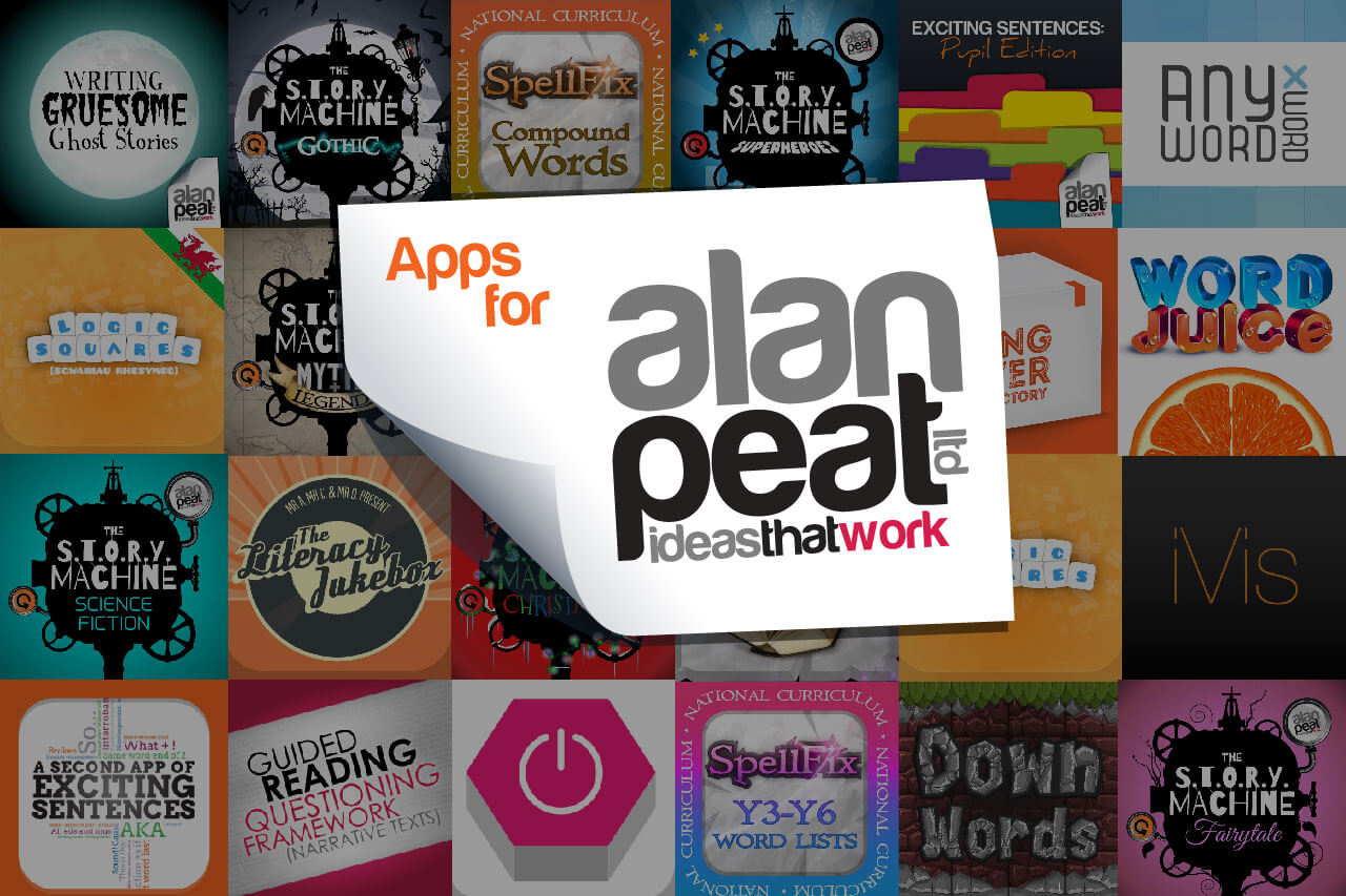 Alan Peat Apps